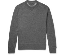 Cashmere And Cotton-blend Sweatshirt