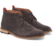 Baxter Suede Chukka Boots