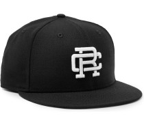 + New Era 59FIFTY Logo-Embroidered Wool-Twill Baseball Cap