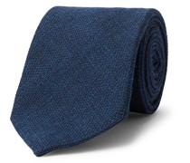 9cm Wool and Silk-Blend Tie