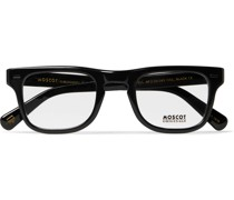 Kavell Square-Frame Acetate Optical Glasses