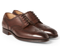 Rossendale Leather Wingtip Brogues