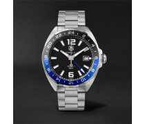 Formula 1 Gmt Automatic 41mm Stainless Steel Watch
