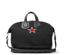 Nightingale Leather-trimmed Neoprene Holdall