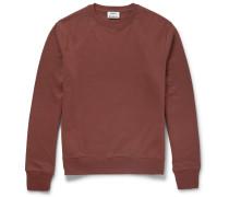 Casey Loopback Cotton-jersey Sweatshirt
