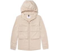 Travis Twill Hooded Field Jacket