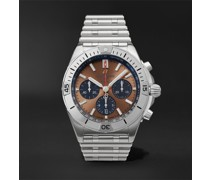 Chronomat B01 Automatic Chronograph 42mm Stainless Steel Watch, Ref. No. AB0134101K1A1