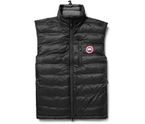 Lodge Packaway Quilted Shell Down Gilet
