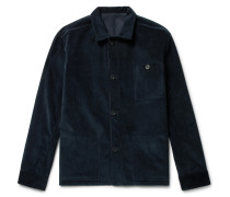 Cotton-corduroy Shirt Jacket
