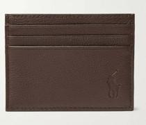 Full-Grain Leather Cardholder