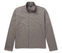 Oversized Cotton-poplin Jacket