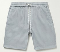 Essential Slim-Fit Woven Drawstring Shorts