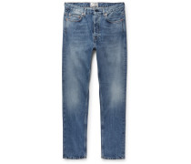Van Stonewashed Denim Jeans