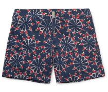 Merise Mid-length Printed Swim Shorts