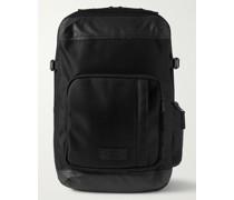 Tecum CNNCT Coated-Canvas Backpack