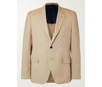 Andy Unstructured Linen Suit Jacket