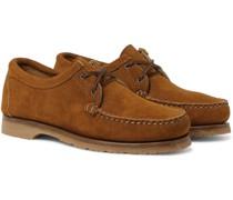 Tukabuk II Suede Boat Shoes