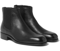 Wilson Full-grain Leather Chelsea Boots