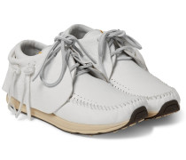 Fbt Leather Sneakers