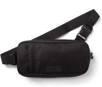 Logo-Appliquéd Canvas Belt Bag