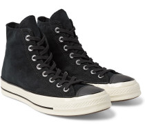 1970s Chuck Taylor All Star Corduroy High-top Sneakers