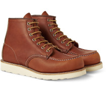 875 Moc Leather Boots