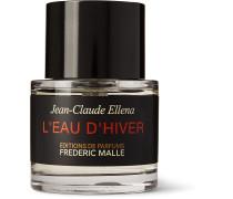 L'Eau d'Hiver Eau de Toilette - White Heliotrope & Iris, 50ml
