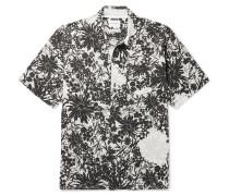 Carsten Floral-Print Cotton Shirt