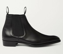 Robert Leather Chelsea Boots