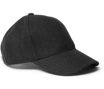 Wool-blend Felt Baseball Cap