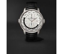 1966 WW.TC Automatic 40mm Stainless Steel and Alligator Watch, Ref. No. 49557-11-132-BB6C