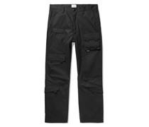 Modular Cotton Cargo Trousers