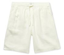 Noah Linen Drawstring Shorts