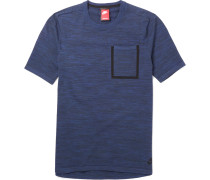 Mélange Tech Knit T-shirt