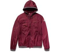 Jeanclaude Shell Hooded Jacket