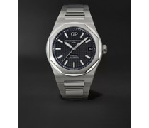 Laureato Automatic 42mm Stainless Steel Watch, Ref. No.  81010-11-431-11A