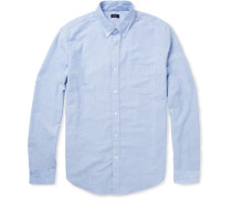 Button-down Collar Cotton Oxford Shirt