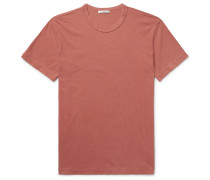 Combed Cotton-jersey T-shirt