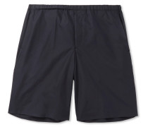 Ari Slim-fit Cotton Shorts