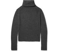 Merino Wool-blend Rollneck Sweater
