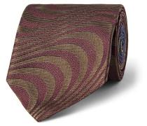 6.5cm Silk-jacquard Tie
