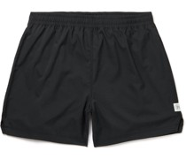 Night Run Reflective Shell Shorts