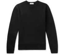 Wallace & Barnes Loopback Cotton-jersey Sweatshirt