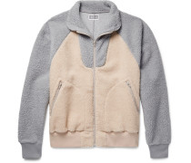 Two-tone Fleece Jacket