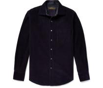 Hopkins Cotton-corduroy Shirt