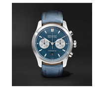 Zurich Automatic Chronograph 42mm DLC-Coated Stainless Steel and Kevlar Watch, Ref. No. CH_MO_034_06_L