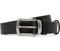 2.5cm Dweller Leather Belt