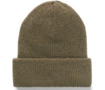 Kosta Ribbed Wool-blend Beanie