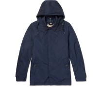 Shell Hooded Raincoat