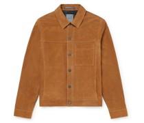 Patterson Suede Jacket